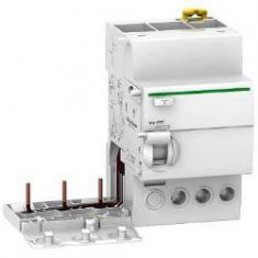 Дифференциальный модуль Acti 9 VIGI iC60 3P 63A 30мА AC Schneider Electric