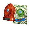 Вентилятор настольный аккумуляторный usb Portable Fan