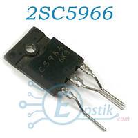 2SC5966, Транзистор биполярный NPN, TO3E