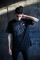 Мужская футболка Nike KD-C2.Черная