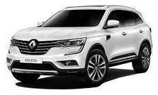 Килимки автомобільні у салон Renault Koleos 2016-...