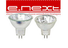 Лампа галогенная с отражателем, точечный светильник Enext