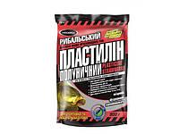 """Пластилин Megamix """"Клубничный"""" 0,9 кг"""