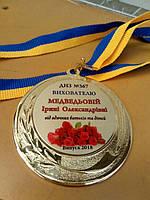 Медаль пам'ятна іменна.