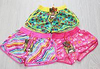 Детские шорты для девочки