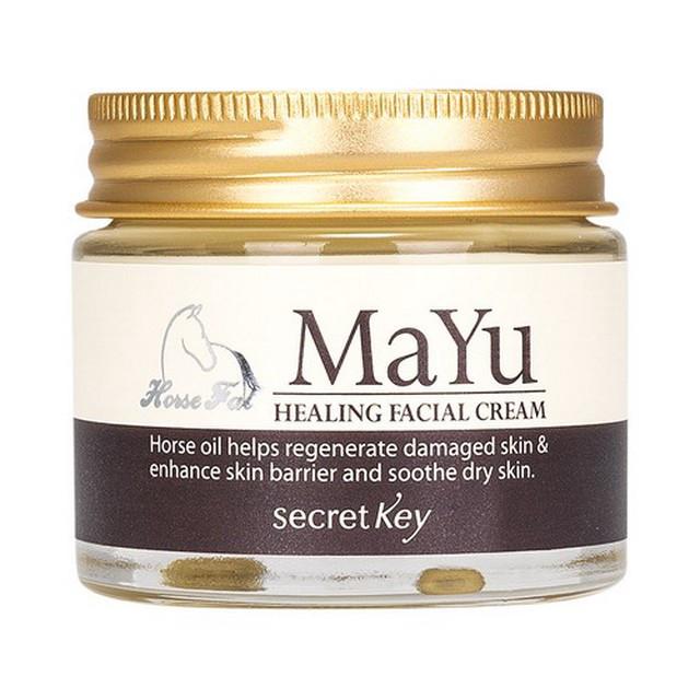 Крем для лица восстанавливающий Secret Key MAYU Healing Facial Cream - 70 мл