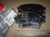 Колодки тормозные дисковые SUZUKI SX4 06- передние Гарантия