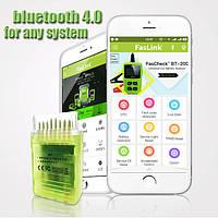 JDiag Faslink M1 Bluetooth 4.0  IOS and Android диагностический сканер обд2, фото 1