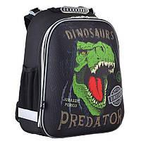Рюкзак школьный каркасный H-12-2 Dinosaurs, 38х29х15 см