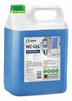 Клининговое средство для мойки сантехники WC Gel 5kg Grass TM