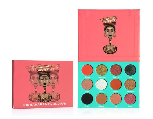 Juvia's Place The Saharan Eyeshadow Palette