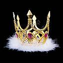 Корона Принцессы с пухом, фото 4
