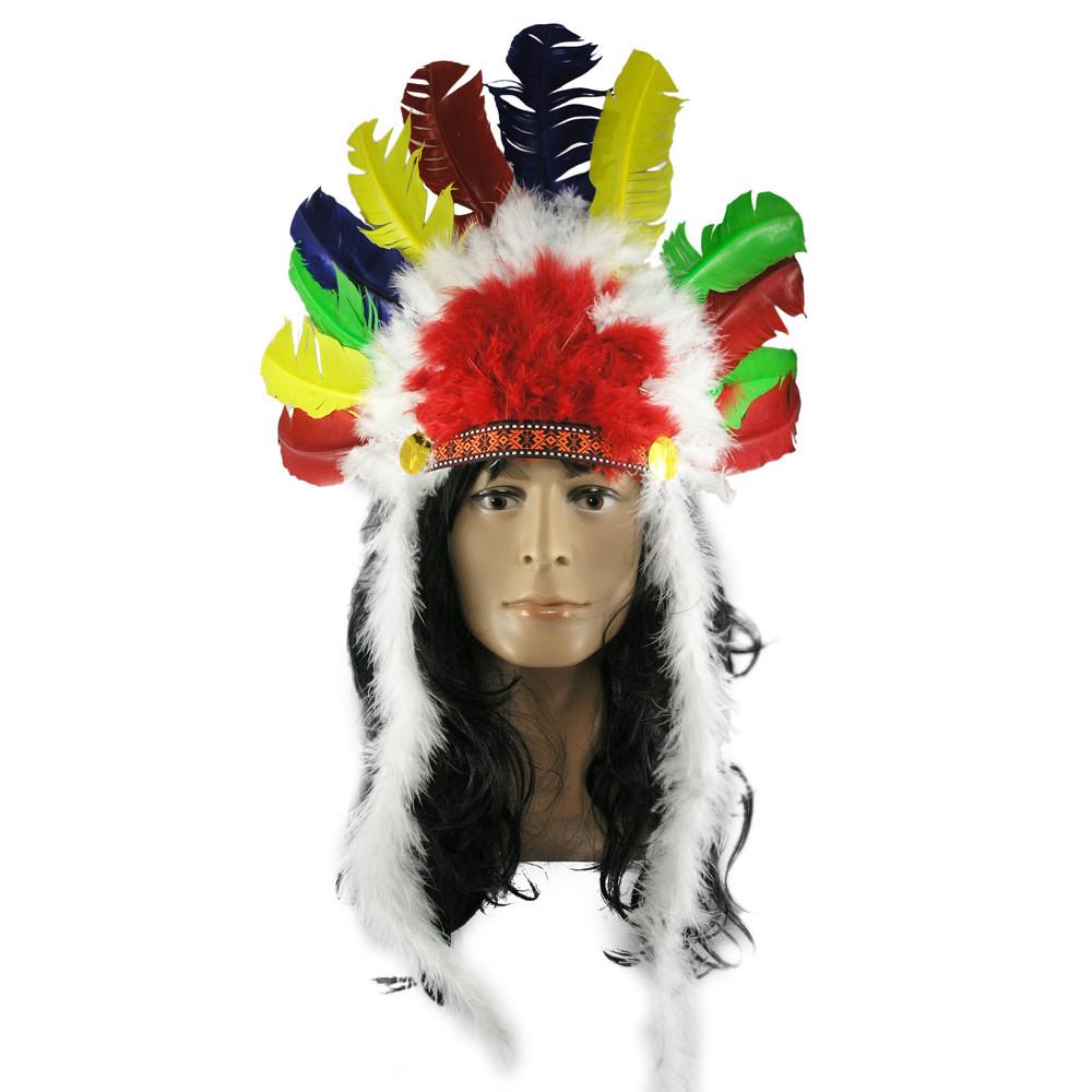 Шапка Индейского Вождя