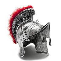 Шлем Спартанца (серебро)