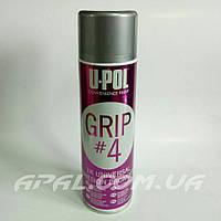 U-POL Улучшитель адгезии универсальный GRIP#4 аэрозоль (0,45л)