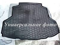 Коврик в багажник Audi 80 (B4) с 1991-1996 гг. (Avto-Gumm) пластик+резина