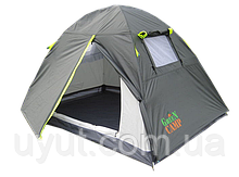 Палатка двухместная 1001-A GreenCamp
