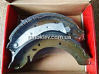 Тормозные колодки задние барабанные Citroen Berlingo 405 Partner 1.4 1.9 D 1.6 Hdi 1996-> 228.6x42(RM0118)