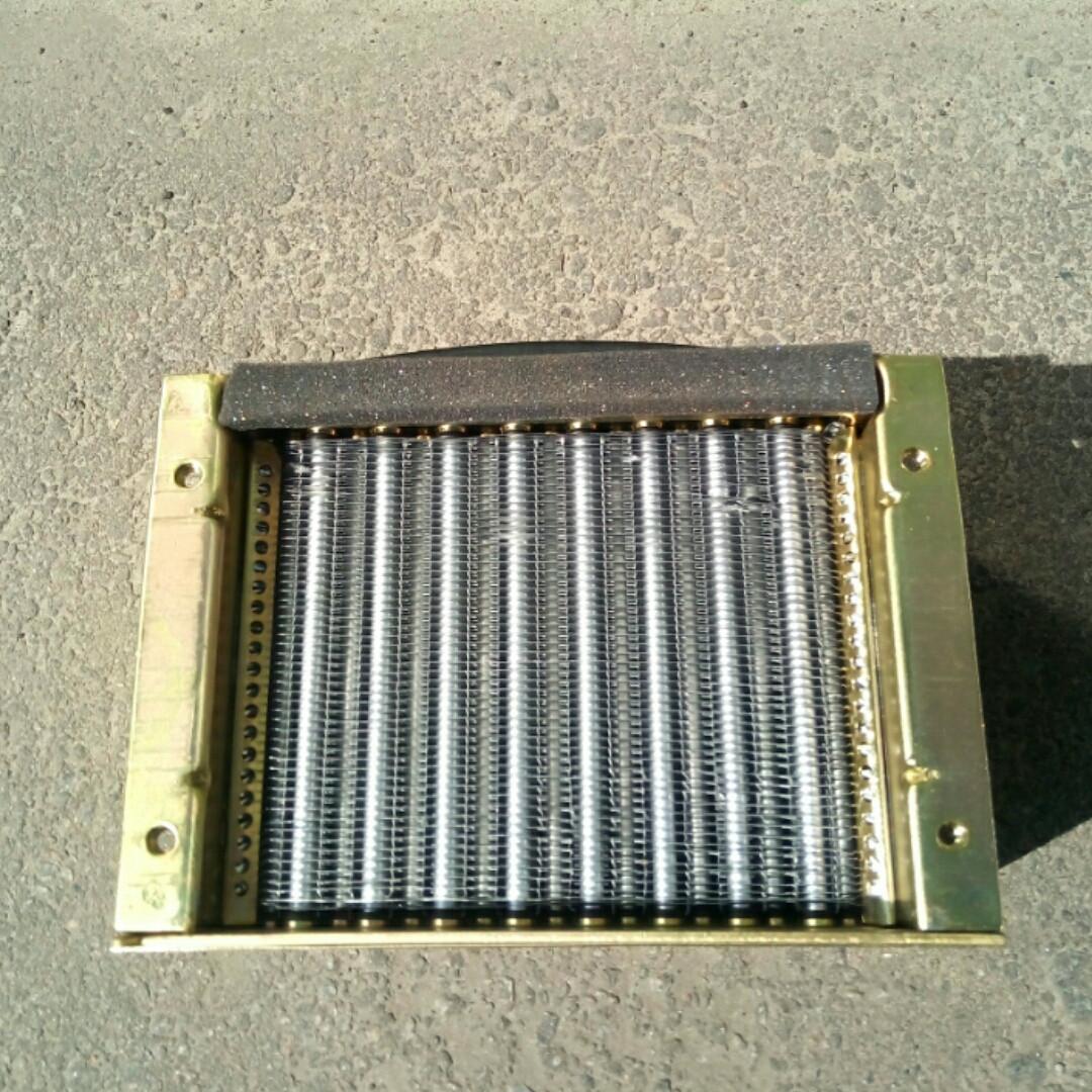 Радиатор алюминиевый R175, R180