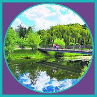 Квест в парке  Отрадный, фото 1