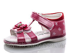 Детская коллекция летней обуви 2018. Детские босоножки бренда LiLin Shoes для девочек (рр. с 21 по 26)