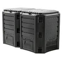 Компостер Prosperplast Module IKSM800C 800 л черный