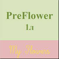 MultiChem. Консервант флористичний PreFlower, 1 л. Консервант срезанных цветов PreFlower универсальный.