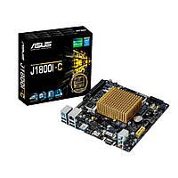 Материнская плата ASUS J1800I-C (J1800/VGA/PCI-E/SATA III), фото 1