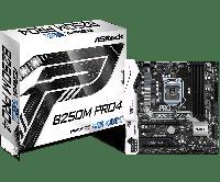 Материнская плата ASRock B250M Pro4 (s1151/B250/HDMI/DVI-D/D-Sub/PCI-E/SATA III), фото 1