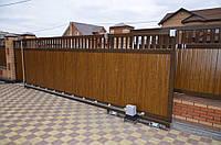 Стандартные комплекты откатных ворот DoorHan