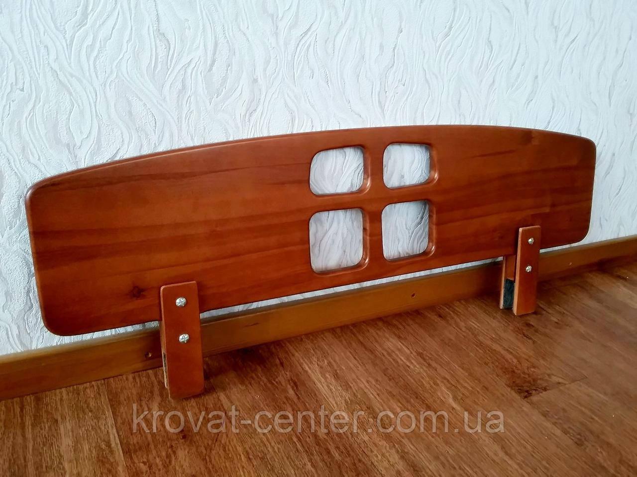 """Защитный бортик для кровати от производителя """"Домик"""" (цвет на выбор) 100 см."""