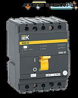 Автоматический выключатель ВА88-33 3P 16A  IEK