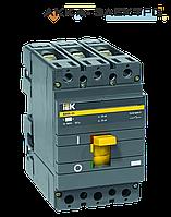 Автоматический выключатель ВА88-35 3P 80A  IEK