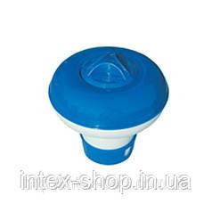 Поплавок-дозатор химии для бассейнов с термометром Bestway 58209