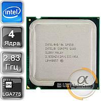 Процессор Intel Core2Quad Q9550 (4×2.83GHz/12Mb/s775) б/у
