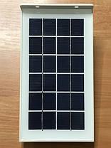 Светодиодный уличный светильник на солнечной батарее с датчиком движения SOLAR 4W IP65 Код.58682, фото 2