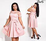 Модное женское платье в размерах 42-52 , фото 2