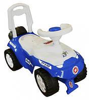 Машинка для катания Ориоша (синий), толокар - каталка детская орион Украина 198