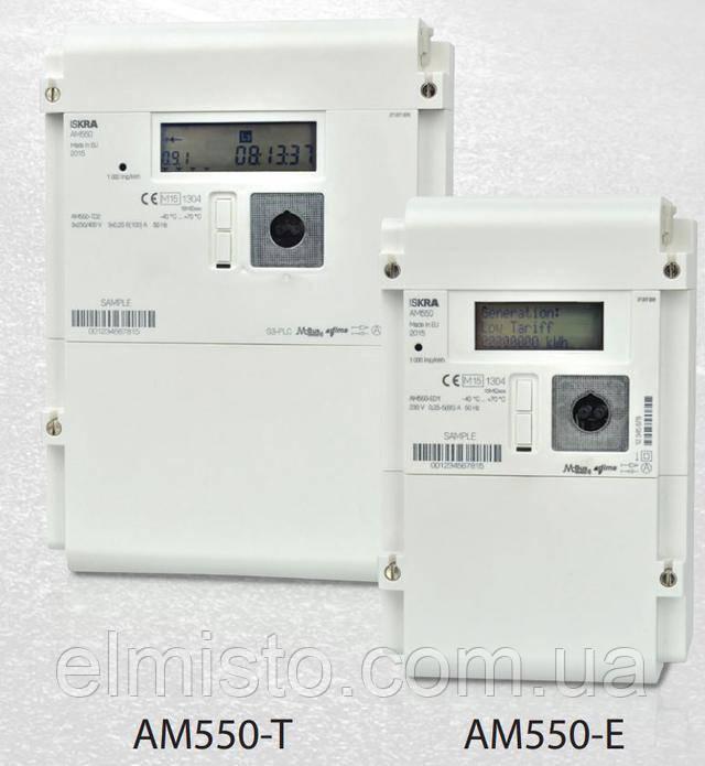 технические характеристики электросчетчика ISKRA AM550-TT