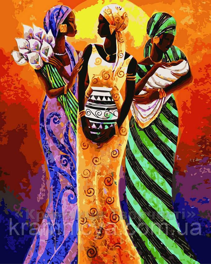 Картина за номерами 40х50 Африканські мотиви (GX8303)