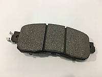 Колодки тормозные передние Nissan Leaf (для однопоршневых супортов)