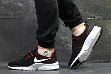Модные кроссовки Nike Air Presto Fly Uncaged черно белые 44р, фото 2