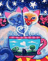 Картина по номерам 40х50 Вечернее чаепитие (GX4083), фото 1
