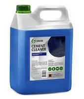 Клининговое средство очиститель после ремонта Cement Cleaner 6,3kg Grass TM
