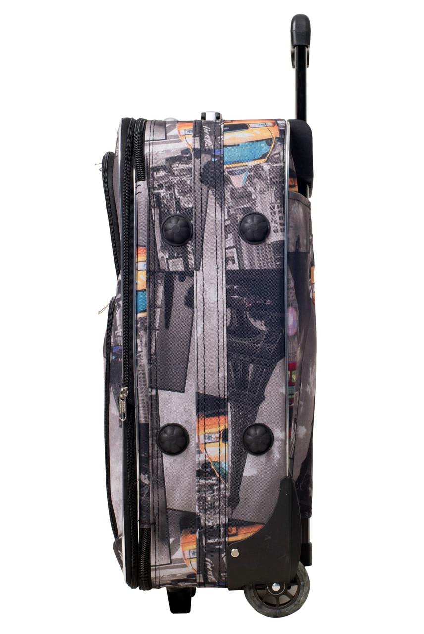 Дорожный чемодан на колесах Bonro Best City Средний  продажа, цена в ... 956a6d4558d