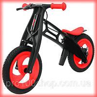Беговел надувные колеса BALANCE TRIKE MICLASSIC от Strider Sports от 2 лет красный