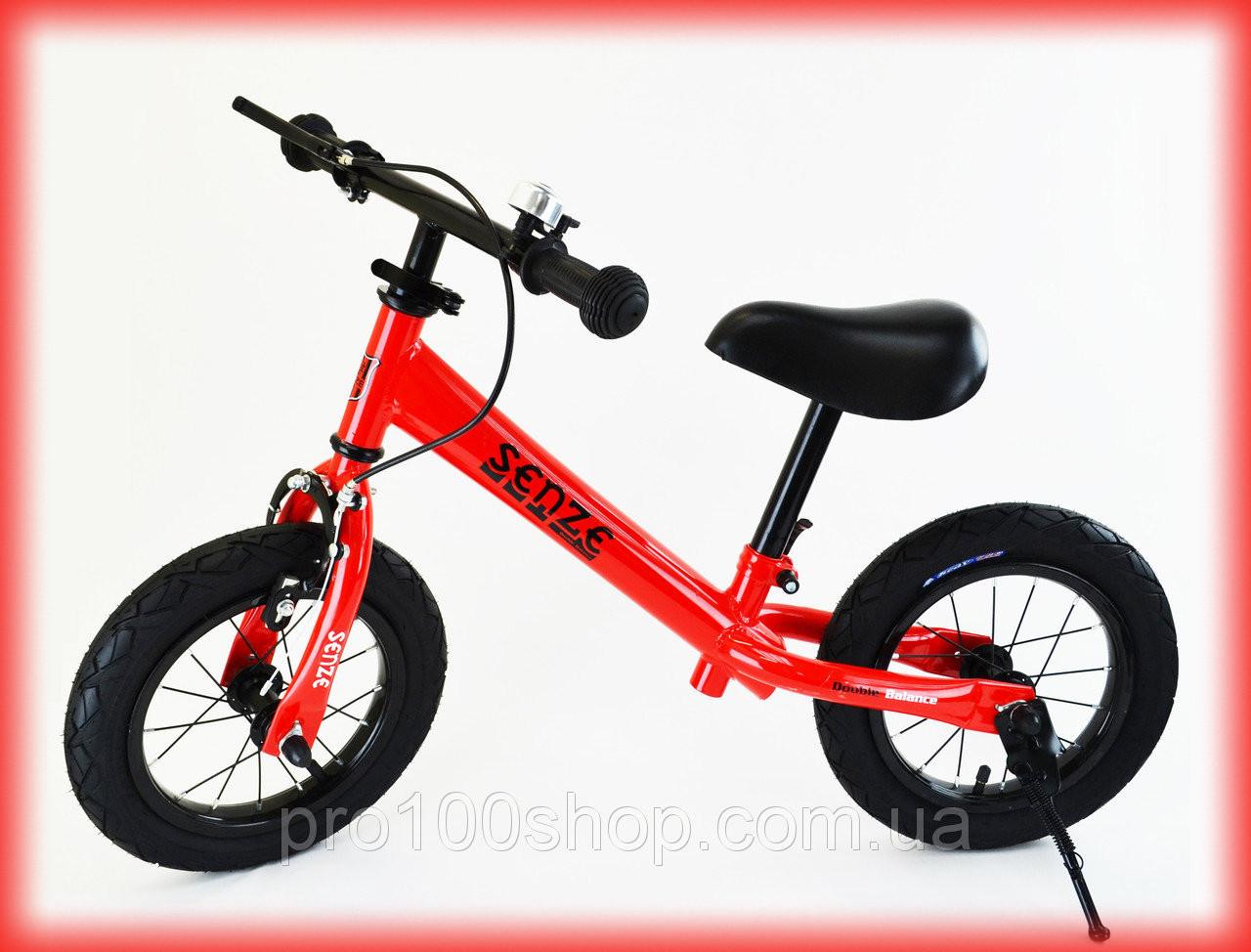 Велобалансир детский Senze Красный от 2 до 5 лет