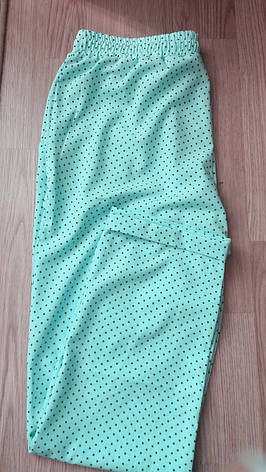 Женские летние штаны N°17 М (БАТАЛ), фото 2