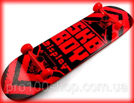 Скейтборд Display Sky Boy Red