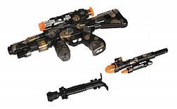Игрушечное оружие Same Toy Peace Pioner Автомат DF-15218BUt, фото 3